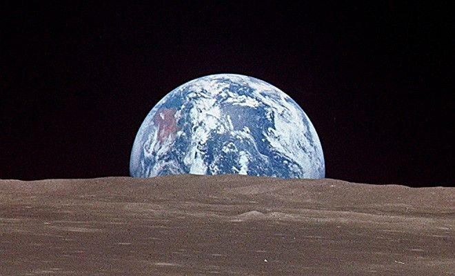 earthrise nasa - photo #34
