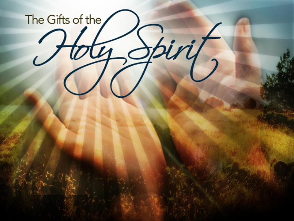 the spiritual gifts are a blessing from God