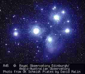 The PLEIADES or 'Seven Sisters
