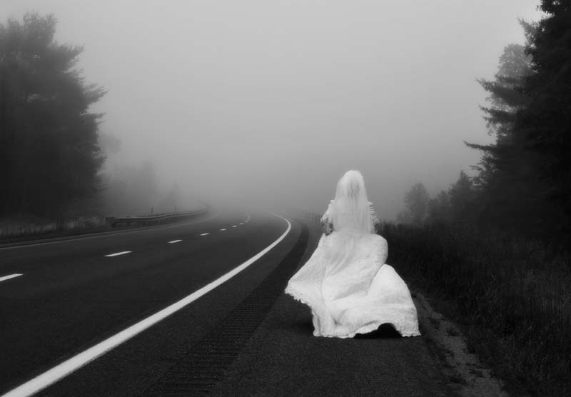 Runaway Bride; Click here on the image to go to the article